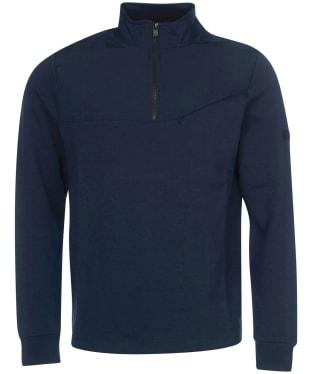 Men's Barbour International Lock Half Zip Sweater