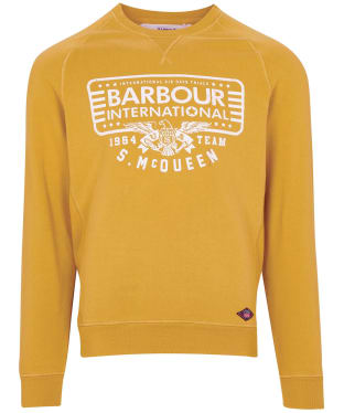 Men's Barbour International Steve McQueen 1964 Team Sweater