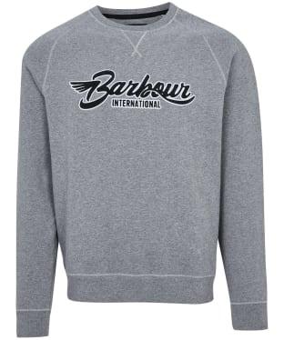 Men's Barbour International Flyer Crew Neck Sweater