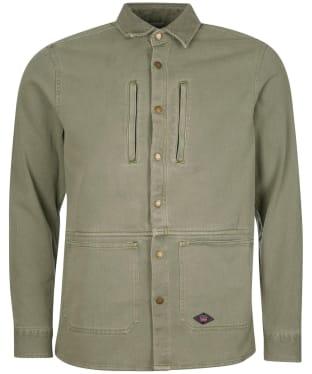 Men's Barbour International Steve McQueen Ranch Overshirt