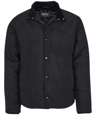 Men's Barbour International Viewforth Quilted Jacket - Black