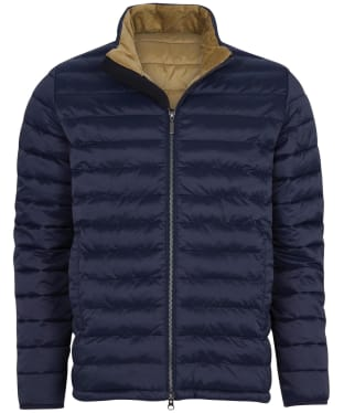 Men's Barbour International Summer Impeller Quilted Jacket - Navy