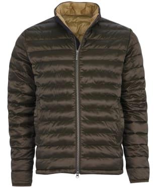 Men's Barbour International Summer Impeller Quilted Jacket - Sage