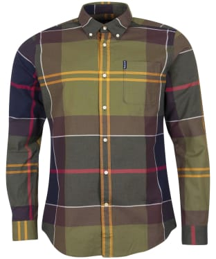 Men's Barbour Sutherland Shirt - Classic Tartan