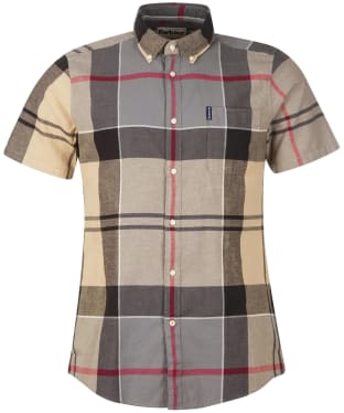 Men's Barbour Douglas S/S Shirt - Dress Tartan