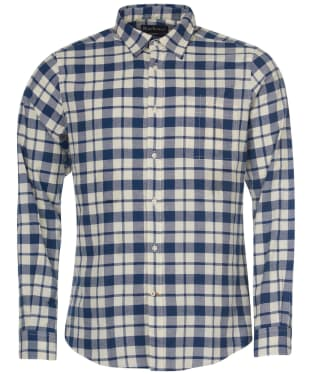 Men's Barbour Sealton Shirt - Washed Navy