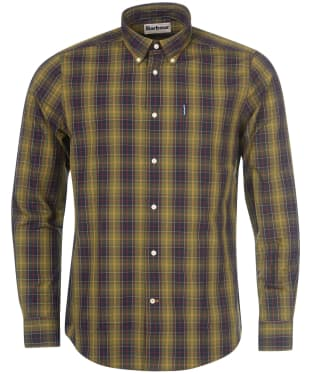Men's Barbour Tartan 17 Tailored Shirt - Classic Tartan