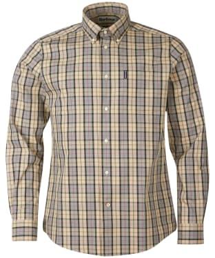 Men's Barbour Tartan 17 Tailored Shirt - Dress Tartan