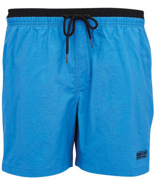 Men's Barbour International Edge Trim Swim Shorts - Pure Blue