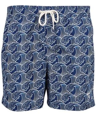 Men's Barbour Tidal Swim Shorts - Navy
