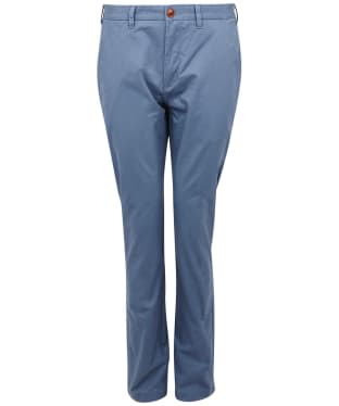 Men's Barbour Neuston Essential Chinos - Blue