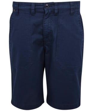 Men's Barbour International Patch Pocket Shorts - Navy