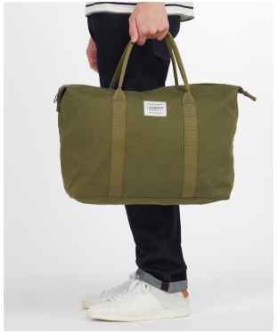 Barbour Bennet Weekender Bag - Khaki