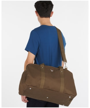 Barbour Cascade Holdall - Olive