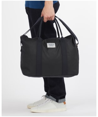 Barbour Archive Holdall Bag - Navy
