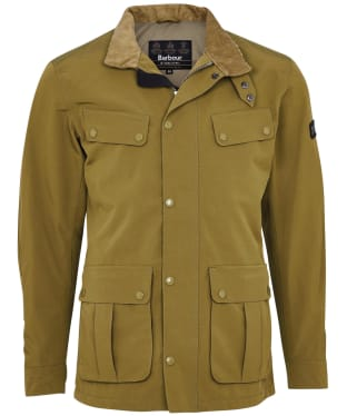 Men's Barbour International Summer Waterproof Duke Jacket - Khaki