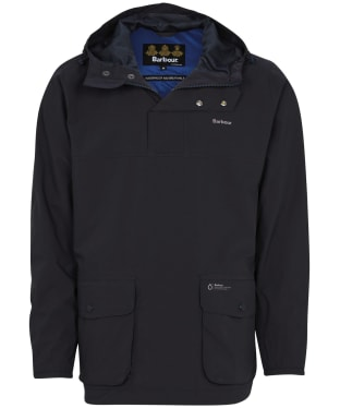 Men's Barbour Cragside Waterproof Jacket - Navy