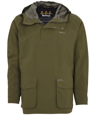 Men's Barbour Cragside Waterproof Jacket - Fern