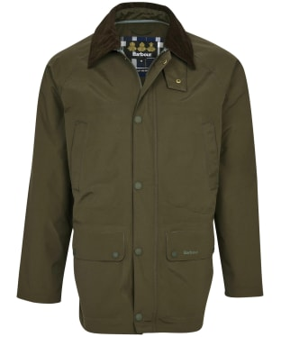 Men's Barbour Bodell Waterproof Jacket - Sage