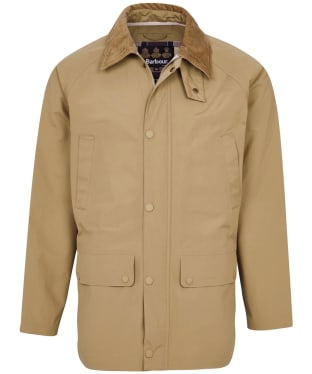 Men's Barbour Bodell Waterproof Jacket - Stone