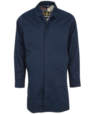Men's Barbour Rokig Waterproof Jacket - Navy