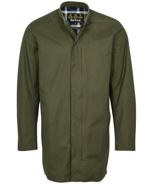 Men's Barbour Bromar Waterproof Jacket - Olive