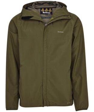 Men's Barbour Oakwood Waterproof Jacket - Fern