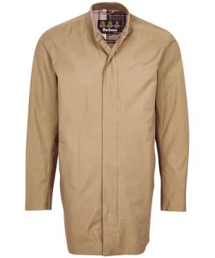 Men's Barbour Bromar Waterproof Jacket - Stone