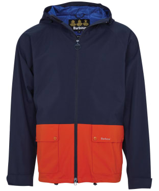 Men's Barbour Ingleton Waterproof Jacket - Navy
