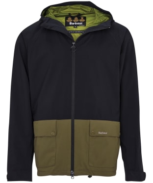 Men's Barbour Ingleton Waterproof Jacket - Black