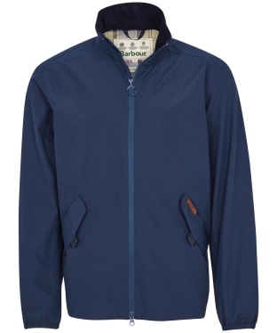 Men's Barbour Brinkburn Waterproof Jacket - Navy