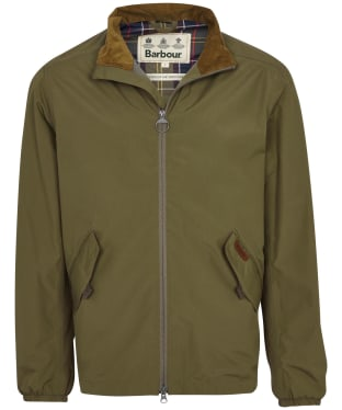 Men's Barbour Brinkburn Waterproof Jacket - Fern