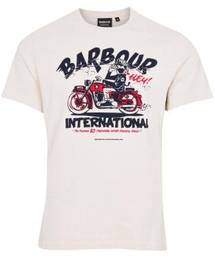 Men's Barbour International Legendary A7 Tee - Mist