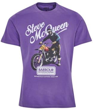 Men's Barbour International Steve McQueen Enduro Tee