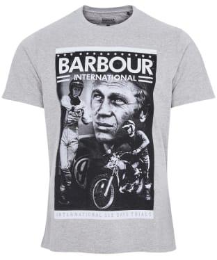 Men's Barbour International Steve McQueen Combo Tee
