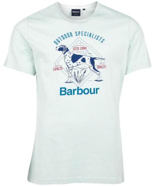 Men's Barbour Loyal Tee - Surf Spray