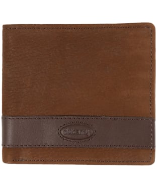 Men's Dubarry Drummin Leather Wallet - Walnut