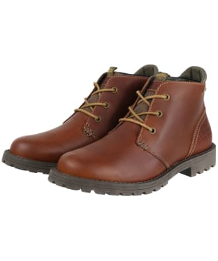 Men's Barbour Pennine Chukka Boots - Hickory
