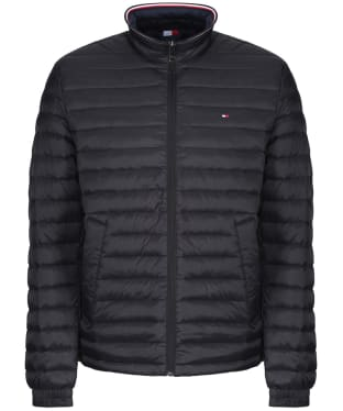 Men's Tommy Hilfiger Core Packable Down Jacket - Jet Black