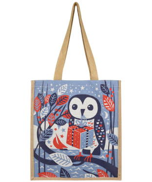 Women's Seasalt Jute Shopper - Gift Owl