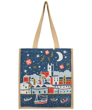 Women's Seasalt Jute Shopper - Christmas In Penzance