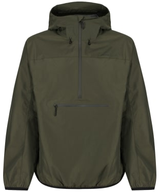 Men's Filson Packable Swiftwater Pullover Waterproof Jacket - Dark Forest
