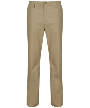 Men's Timberland Squam Lake Twill Chino Trousers - British Khaki