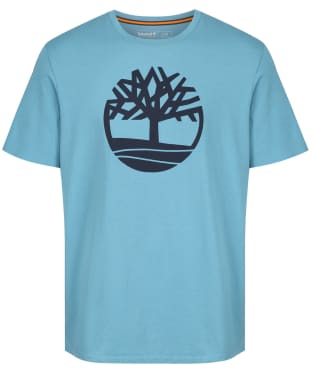 Men's Timberland Kennebec River Tree Tee - Adriatic Blue