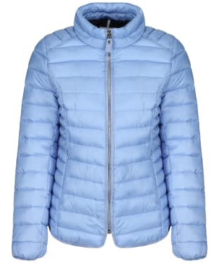 Women's Joules Canterbury Jacket - Haze Blue