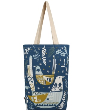 Seasalt Canvas Shopper - Two for Joy Storm
