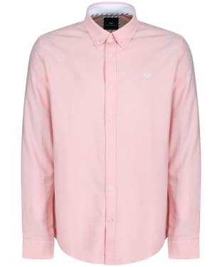 Men's Crew Clothing Slim Oxford Shirt - Cantelope