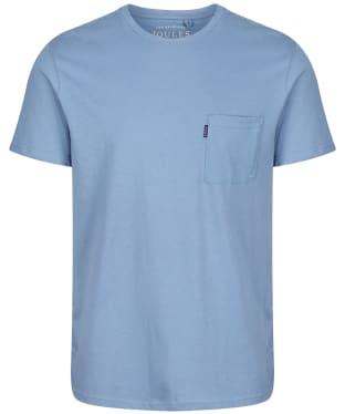 Men's Joules Denton T-Shirt - Slate Blue