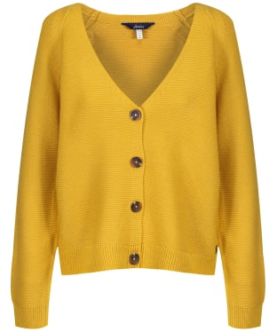 Women's Joules Jane Cardigan - Gold