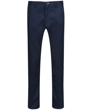 Men's GANT Slim Tech Prep Chinos - Marine